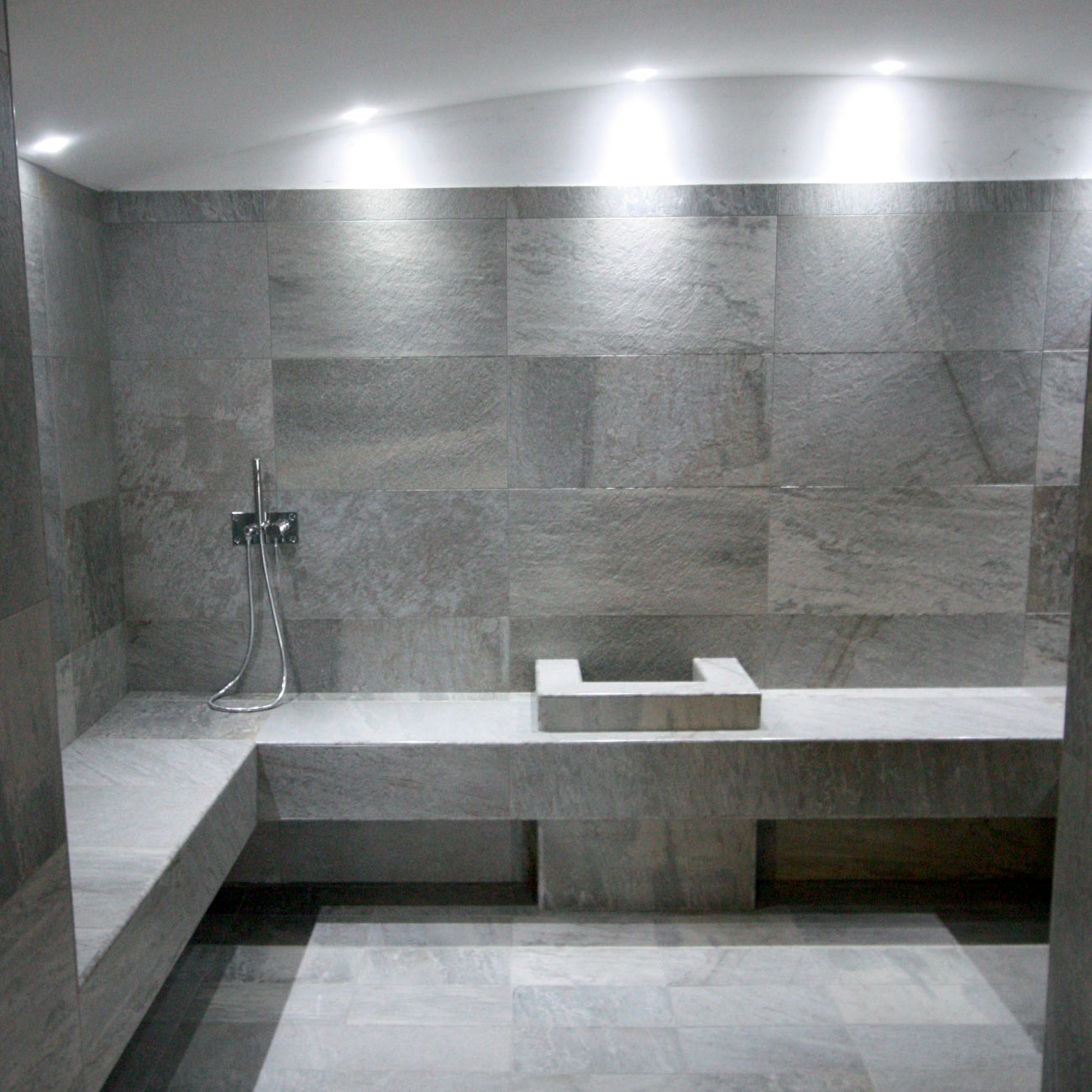 Custom And Professional Steam Rooms