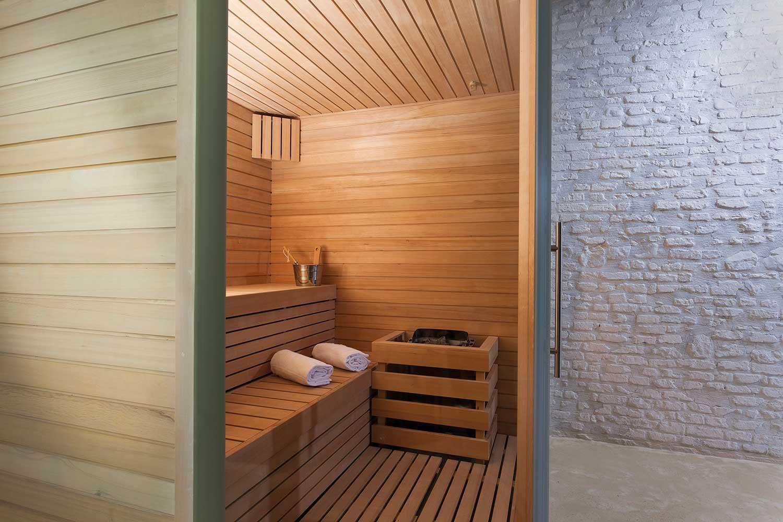 IL VILLINO Sauna Finlandese