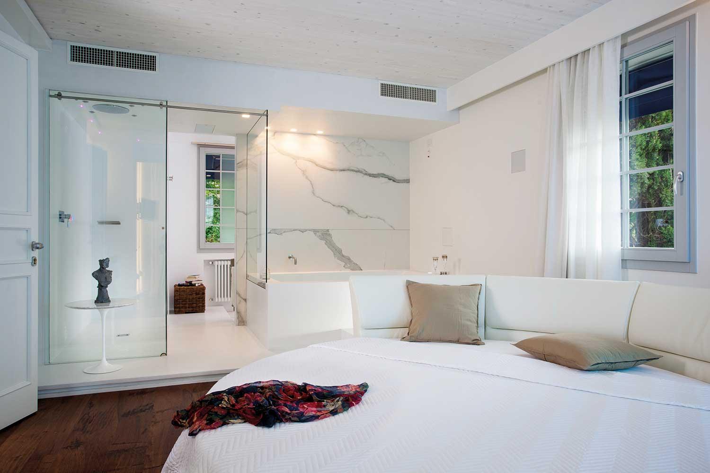 IL VILLINO Suite KiLife Vasca idromassaggio