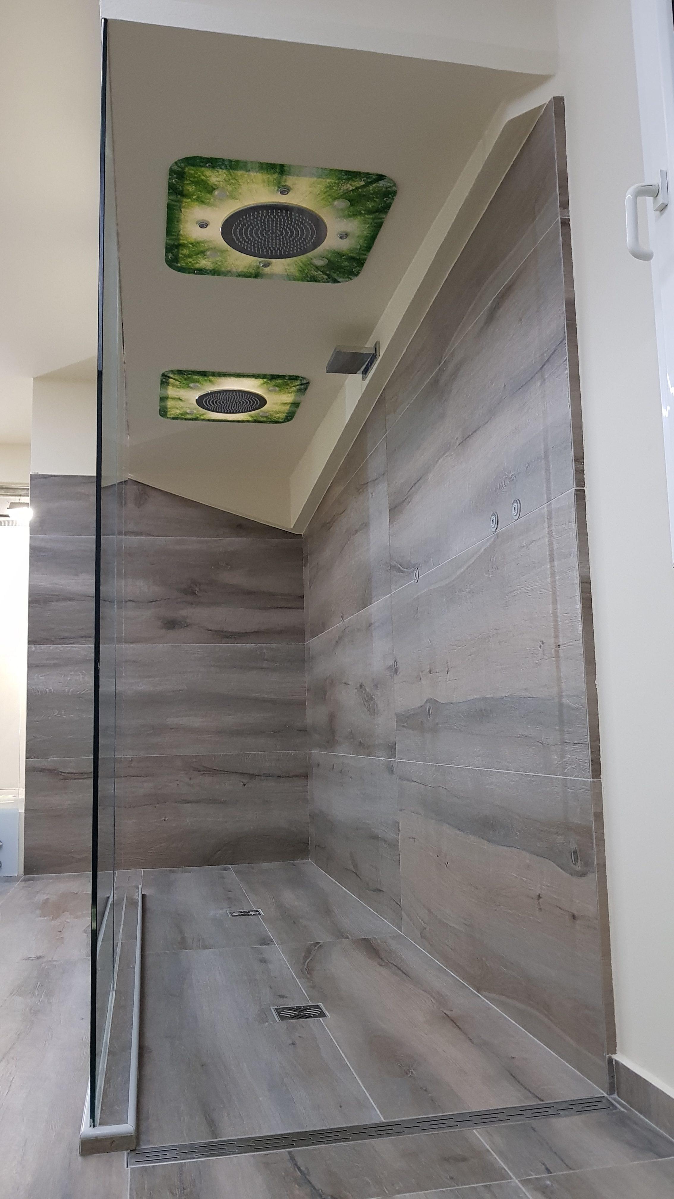 Hotel Fiera Percorso di docce emozionali
