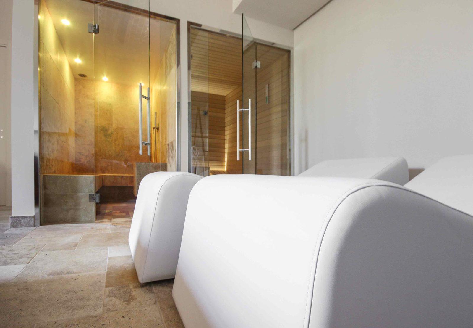 Agriturismo Ai Ricci bagno turco e sauna