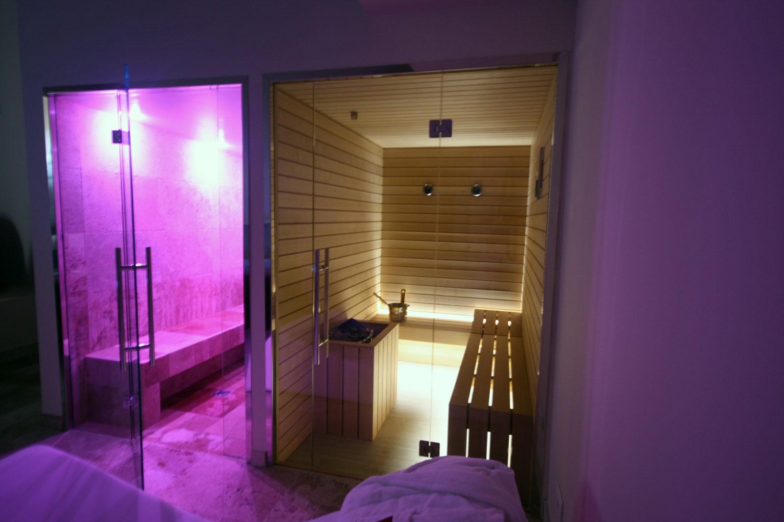 Agriturismo Ai Ricci bagno turco e sauna_IV