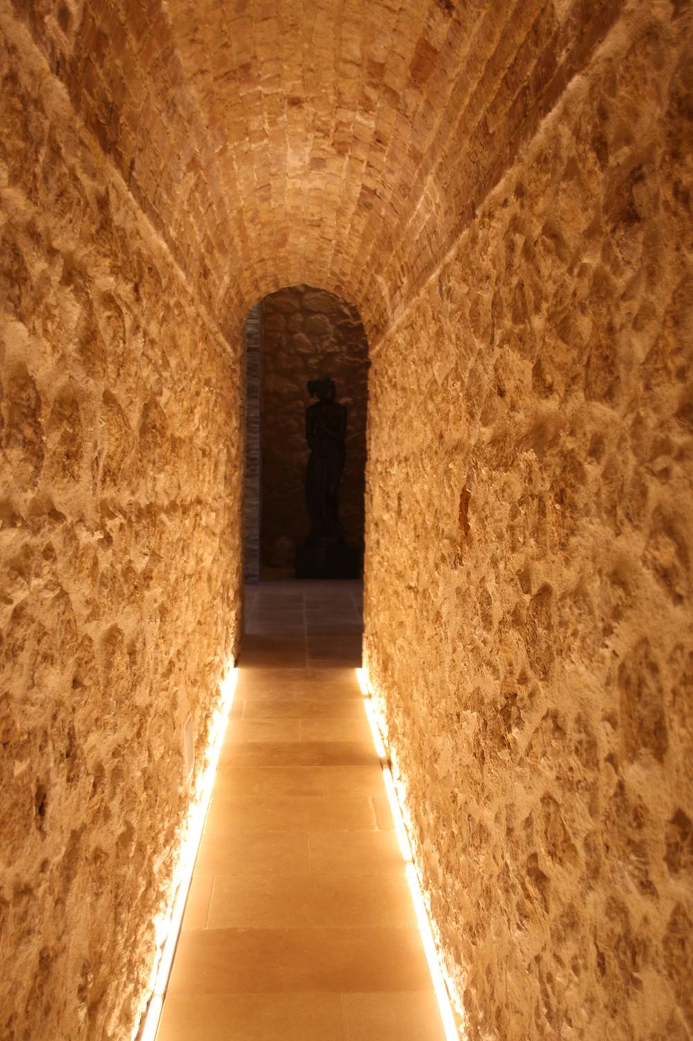Castello Ducale Colonna ingresso SPA