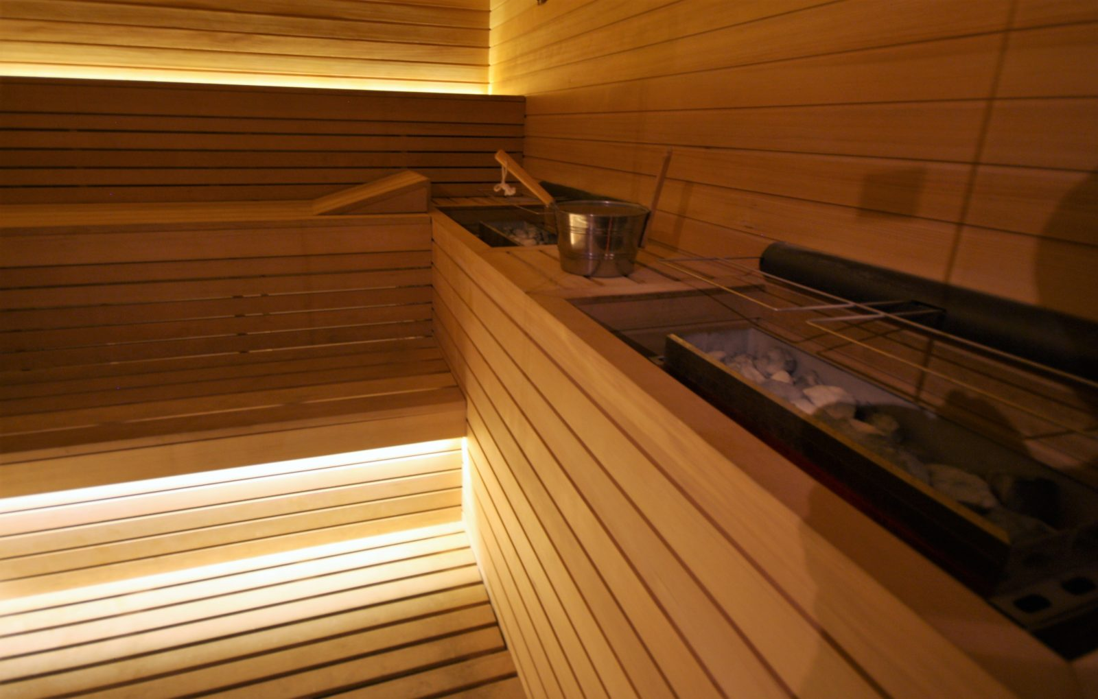 EUROTERMEROSEO Sauna Finlandese II