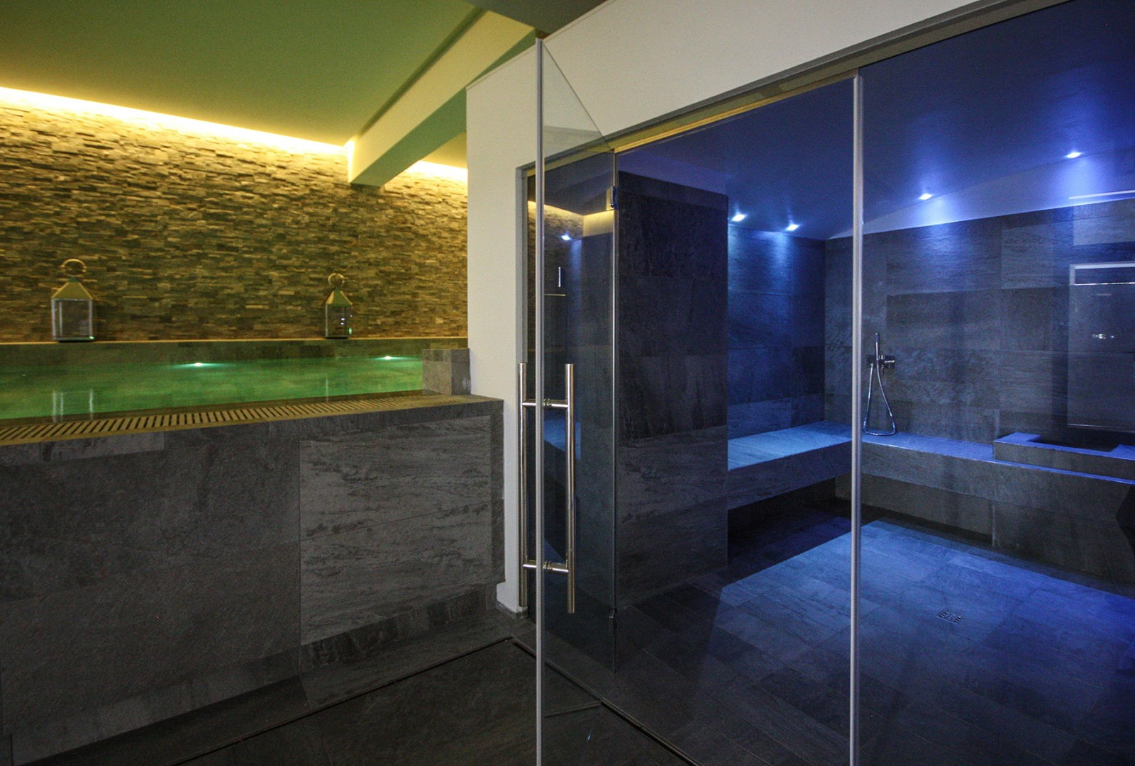 Hotel Mamiani bagno turco