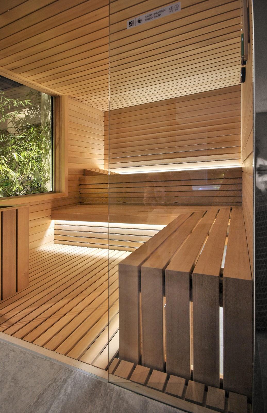 Hotel Morigi Sauna Finlandese