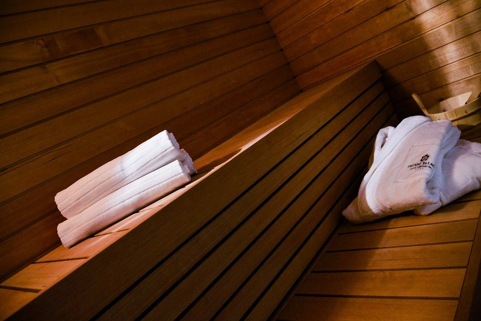 Hotel Ostuni Palace Sauna finlandese