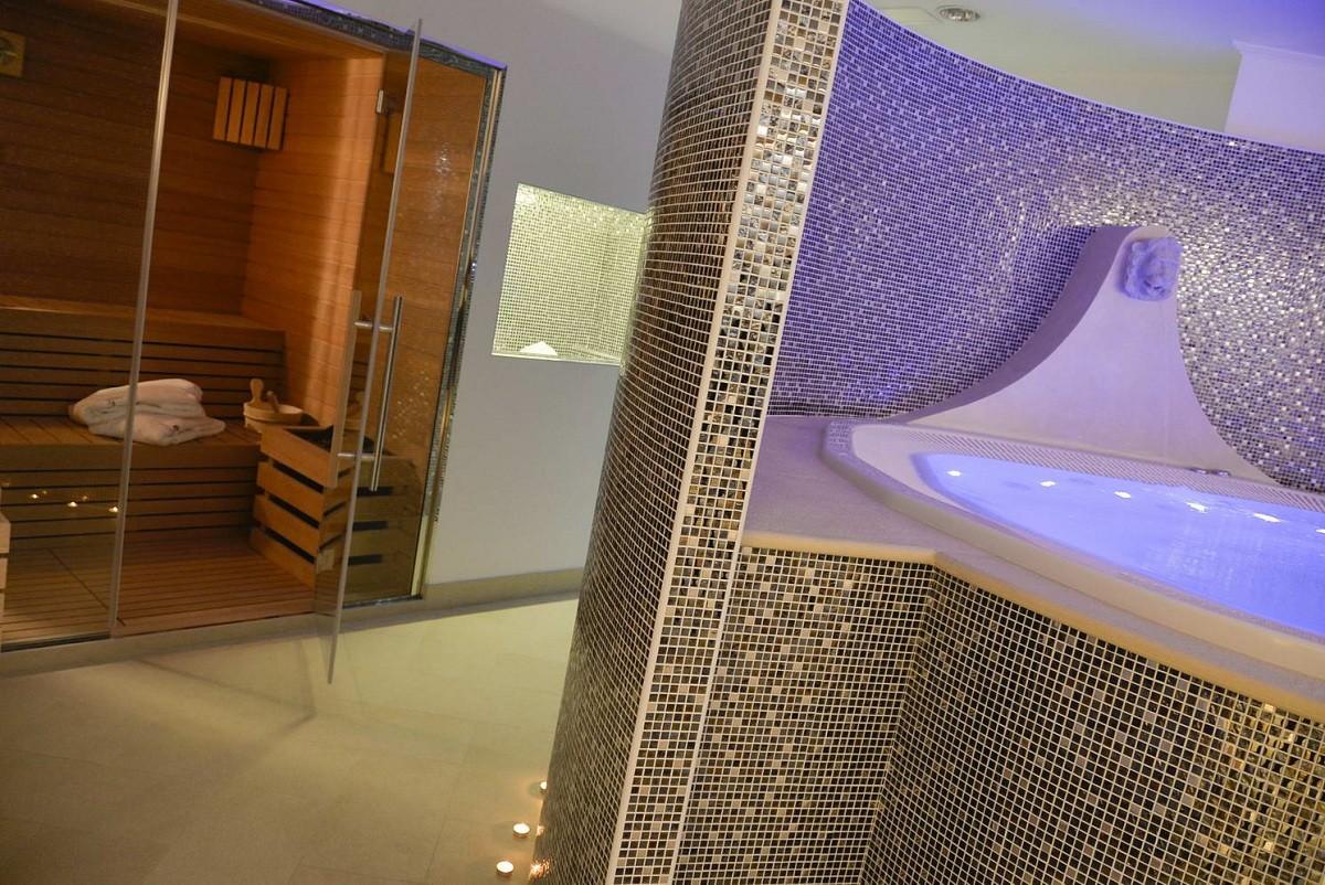 Hotel Ostuni Sauna Finlandese vasca idromassaggio