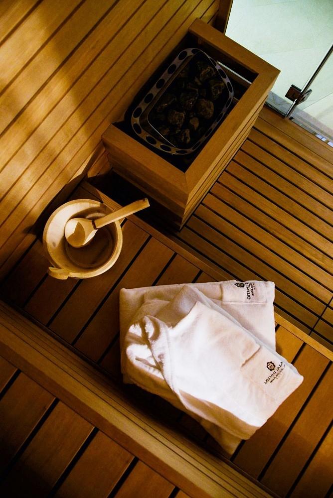 Hotel Ostuni sauna finlandese