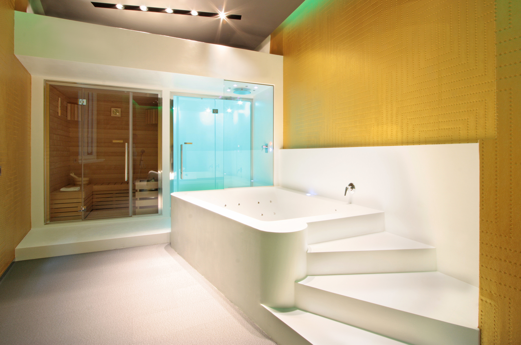 Hotel Spadai_Spa suite bagno turco vasca idro coppia sauna