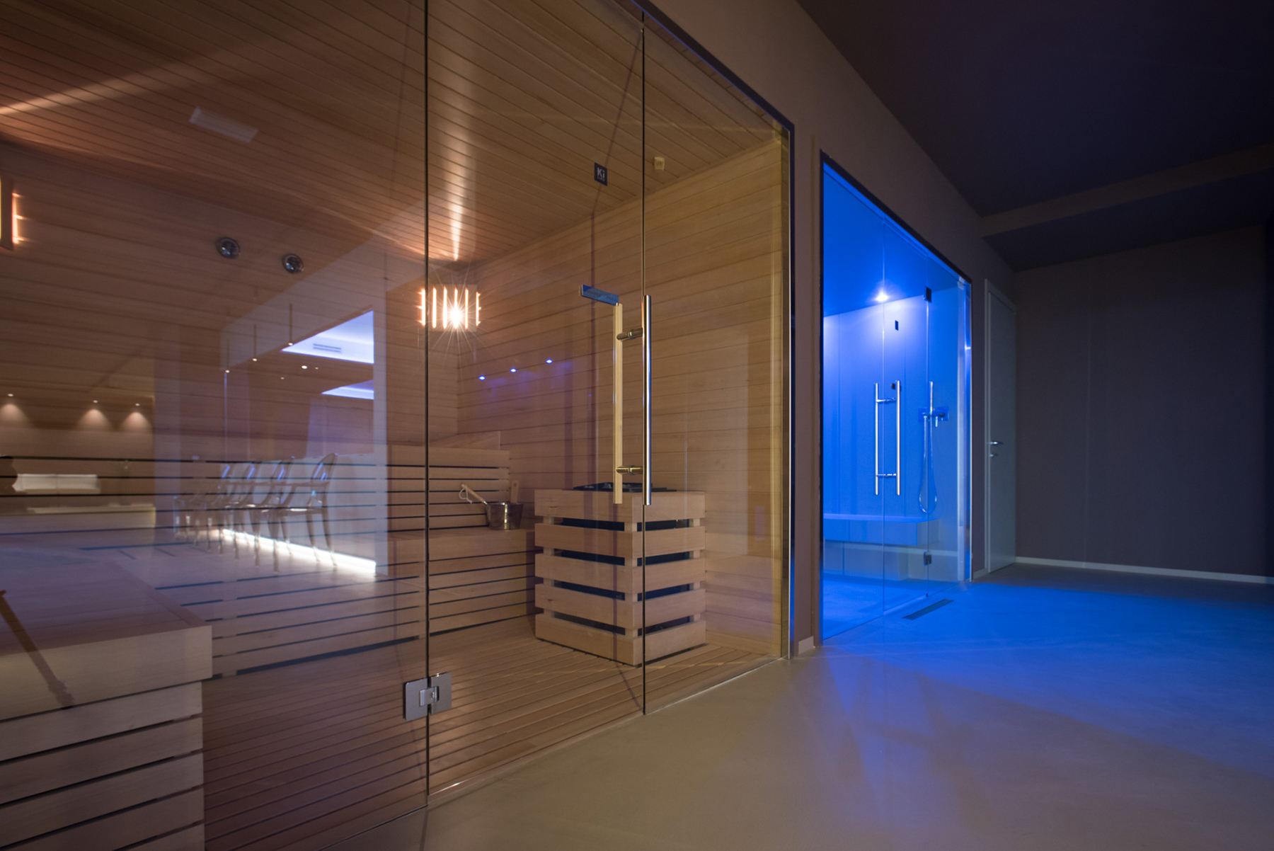 Villa Anitori Sauna Finlandese bagno turco