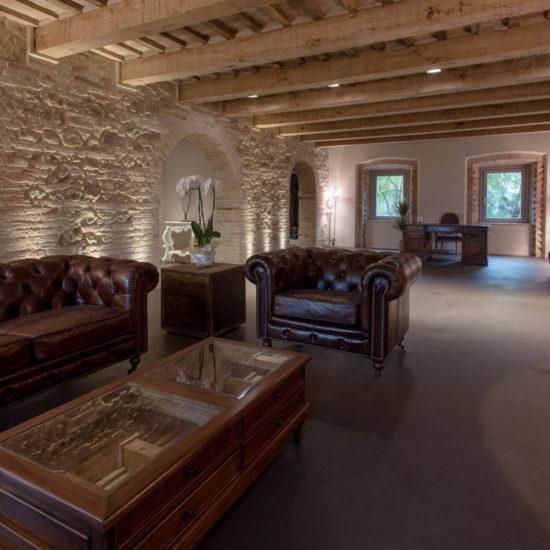 Villa Anitori hall hotel