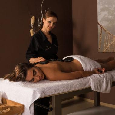 Villa Anitori massaggio suite SPA