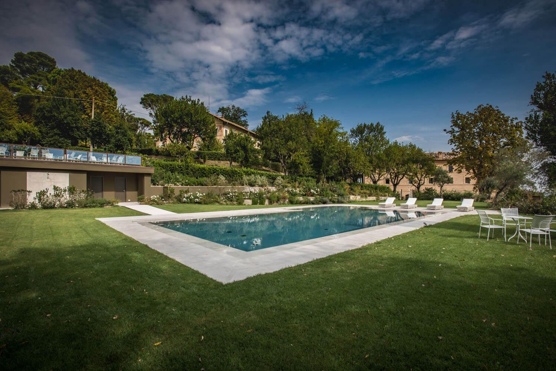 Villa Anitori piscina esterna