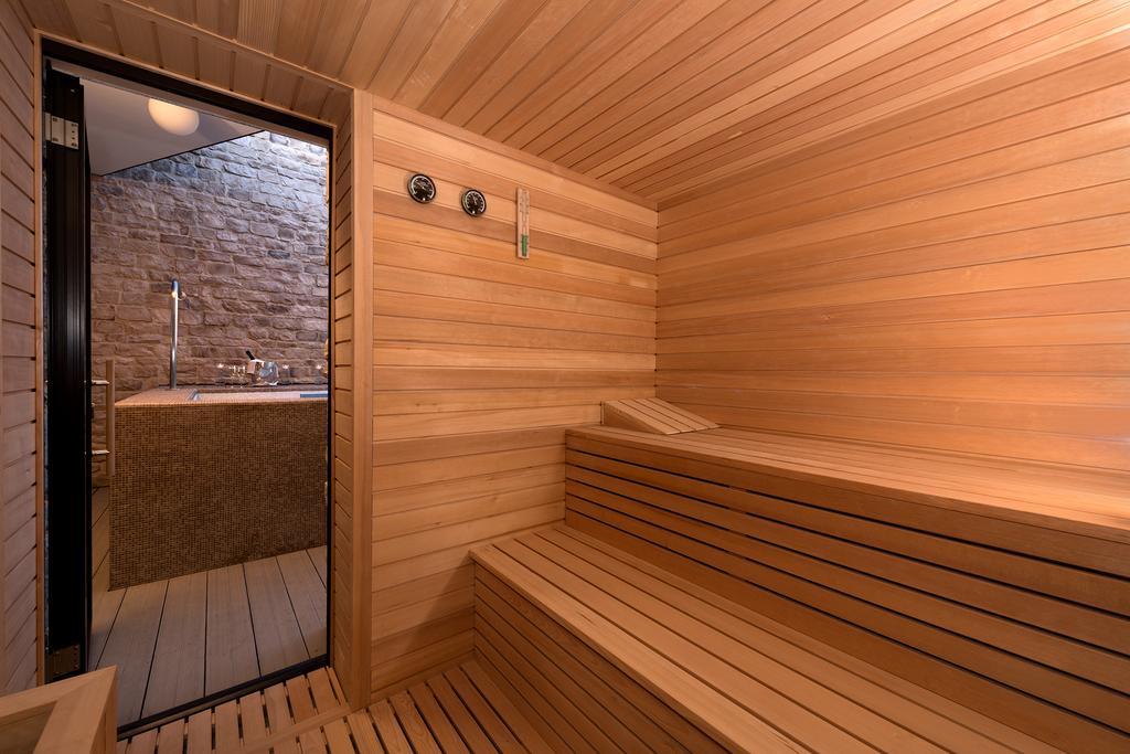 Palazzo di Varignana sauna finlandese private SPA Suite