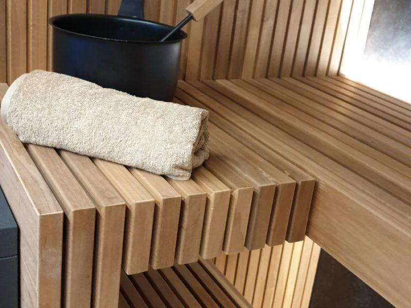 Mizuki Sauna Particolare