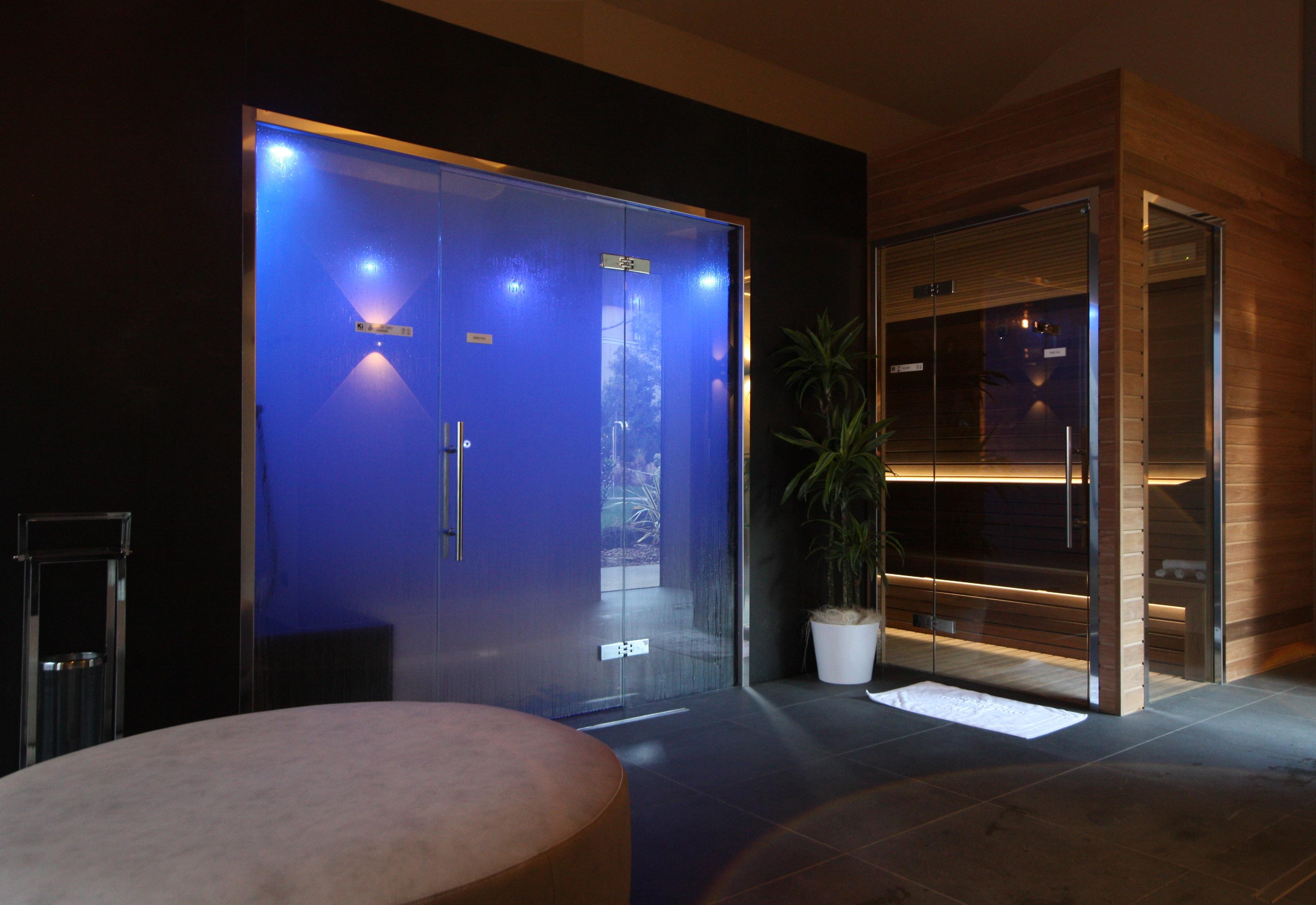 Bagno Turco e Bio Sauna per Spa e Centri Benessere