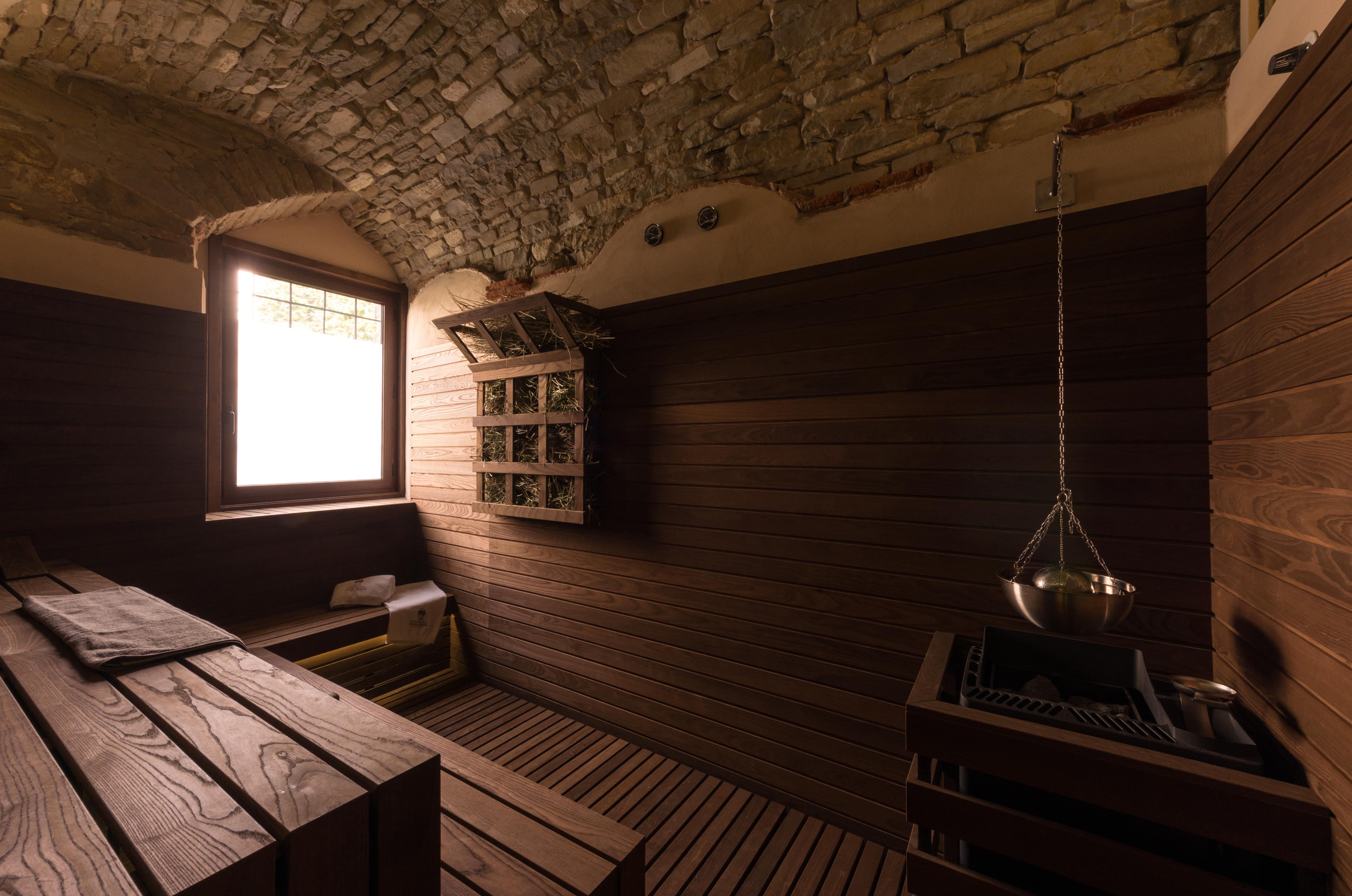 Sauna per Centro benessere