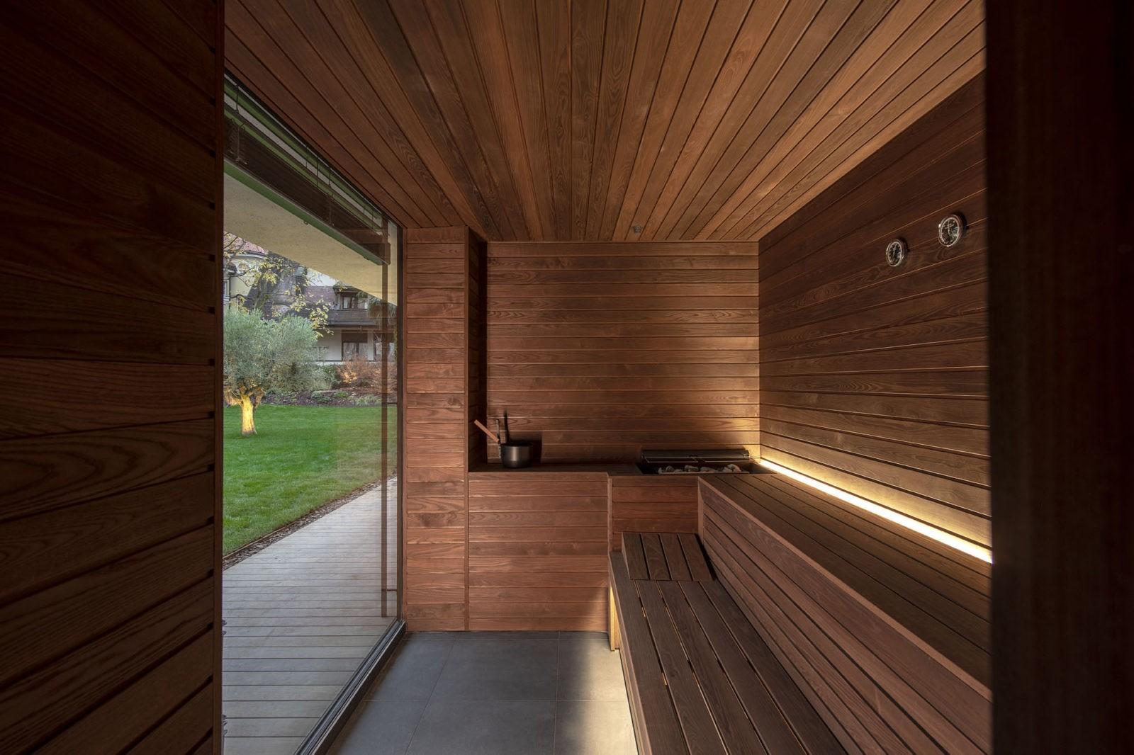 Sauna Panoramica Hortenberg