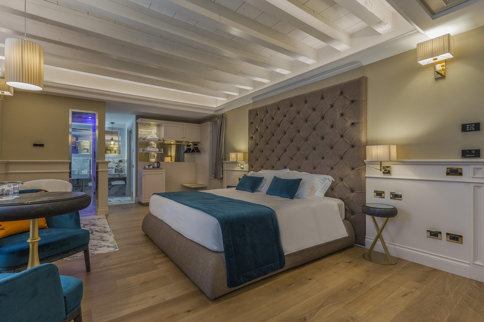 Suite Villa Zoppi