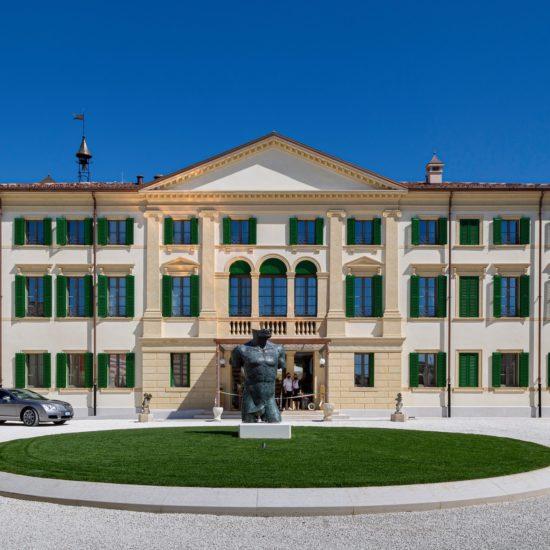 Fronte Villa Zoppi